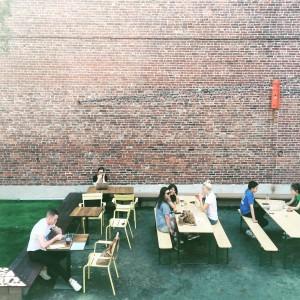 freehold, brooklyn, williamsburg - coffee shop & bar